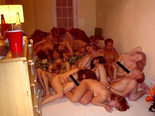 Amateur Party Pictures 115