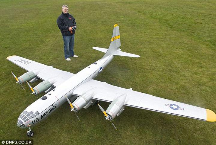 Как сделать самолет на радиоуправлении своими руками