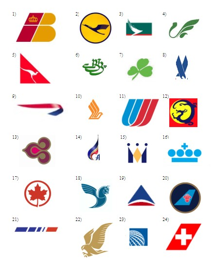 Logo Quiz Answers Airlines | www.imgkid.com - The Image ...