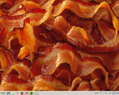 Name Bacon Wallpaper Views 2007 Size 602 KB