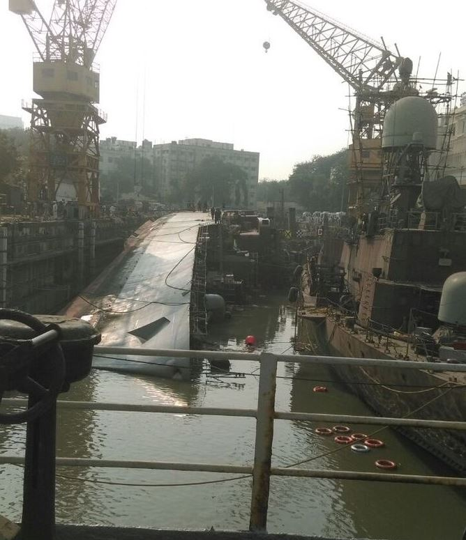 Name:  Betwa in dock.JPG Views: 365 Size:  86.4 KB