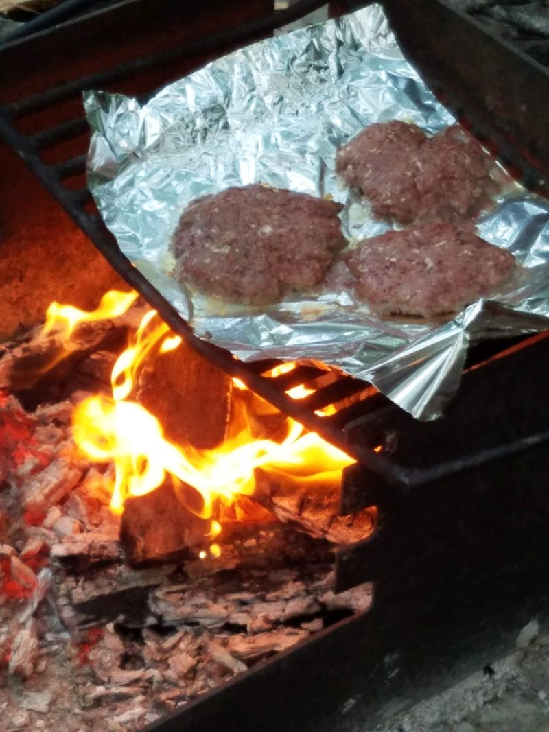 Name:  Burgers cooking.jpg