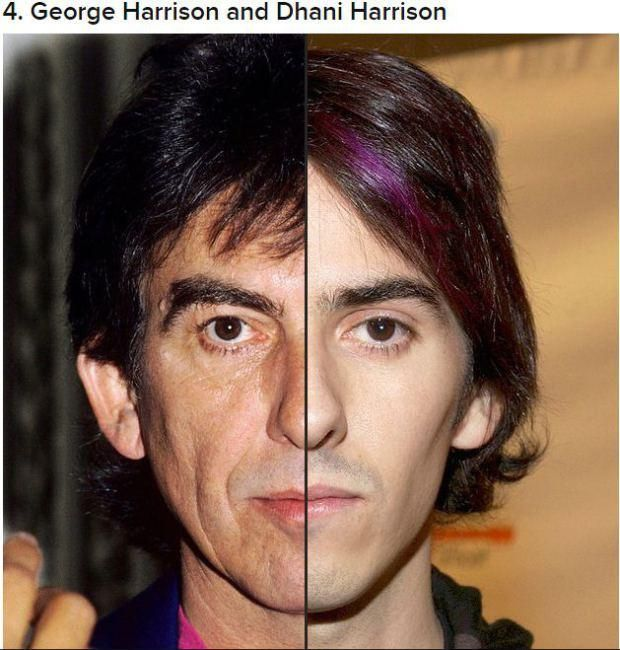 Name:  george and dhani harrison.jpg