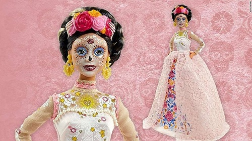 Name:  Day of the Dead' Barbie.jpg Views: 58 Size:  78.8 KB